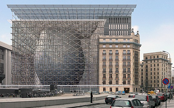 planned EU headquarters