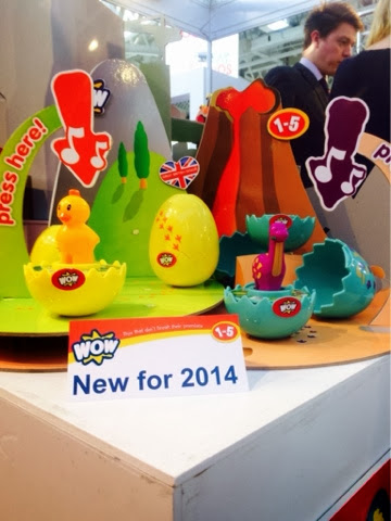 Wow toys 2014 eggs chick egg and dinosaur egg