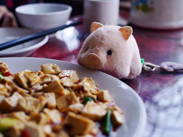 達人帶路-環遊世界-尼泊爾-麻婆豆腐