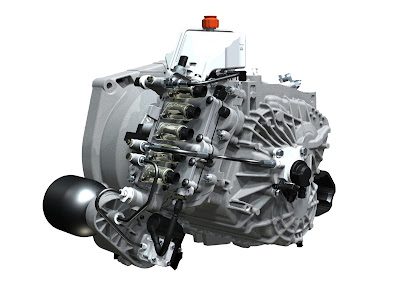 Fiat Powertrain C635TCT Dual Dry Clutch transmission