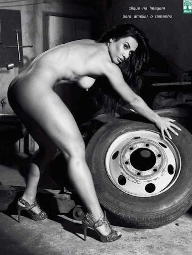 fotos Sheila Carvalho nua pelada na playboy