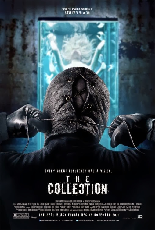 Poster Of The Collection (2012) Full Movie Hindi Dubbed Free Download Watch Online At Alldownloads4u.Com