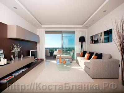 апартаменты в Испании, квартира, КостаБланка.РФ