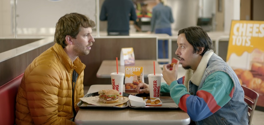 Napoleon Dynamite and Pedro Star In New Burger King Ad For Cheesy Tots