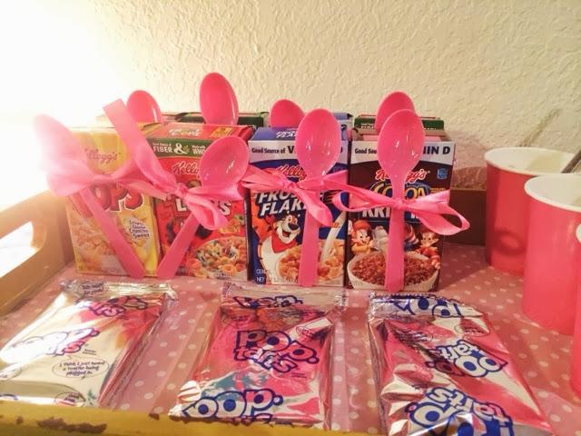 112 Living Little Girls Slumber Party