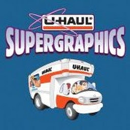 U-Haul SuperGraphics