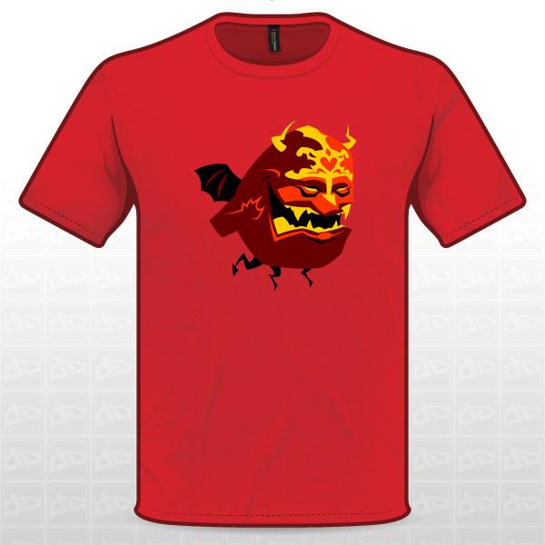 Rakshas t-shirt design