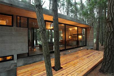 casa6 Casa Cher: Arsitektur Modern Yang Bersahabat Dengan Alam