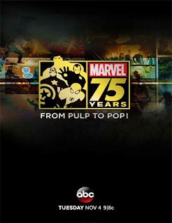 Ver Película Marvel 75 Years: From Pulp to Pop! Online Gratis (2012)