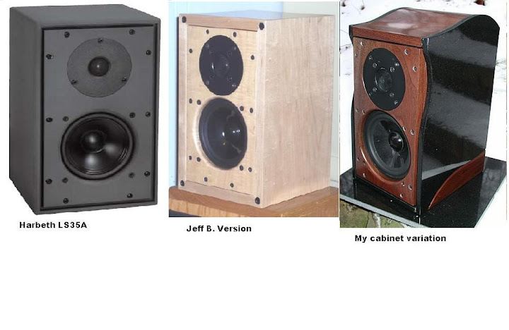 how to use solid wood as part of a speaker cabinet - techtalk