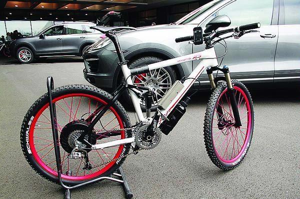 Modifikasi Sepeda Gunung ListrikModifikasi Sepeda Keren