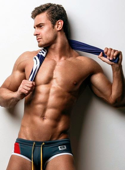 Hot Muscle Men 20 - I Love Guys Who Lift