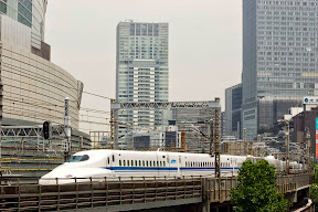 Japanese bullet train in Texas in seven years