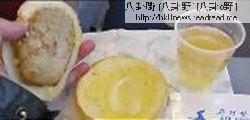 最差的飛機餐 北韓飛機餐 - 北韓飛機餐