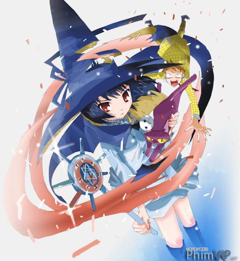 666 Thẻ Ước Nguyện - Majimoji Rurumo poster