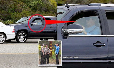 PHOTOS: proof surfaces that Bruce Jenner was texting and smoking before car crashed + pics from crash site