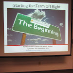 Pieces of Success: Start the Term Off Right