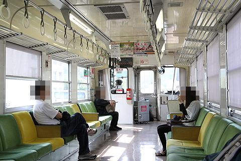 JR四国 キハ54系 車内