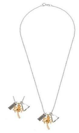Marc By Marc Jacobs Shade Charm Necklace