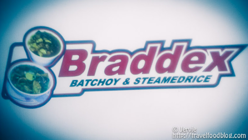 Braddex Batchoy & Steamed Rice