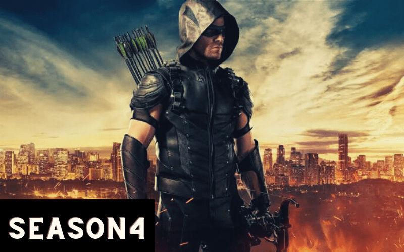 Index of Arrow Season 4