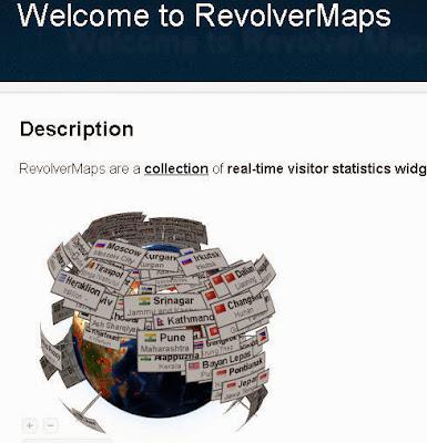 revolvermaps 地球儀計數器 http://sbonny.blogspot.com/2014/12/revolvermaps.html