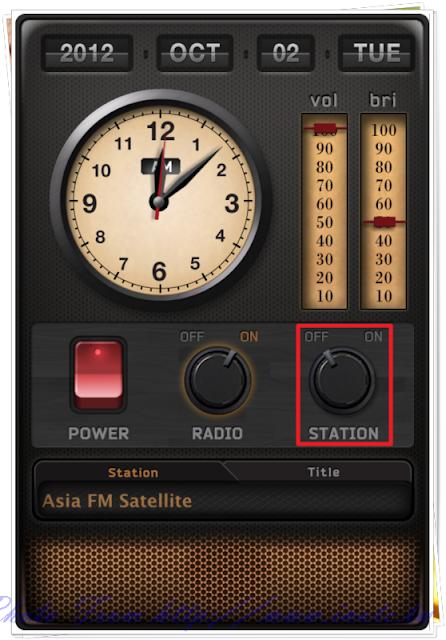 RadioClock 5