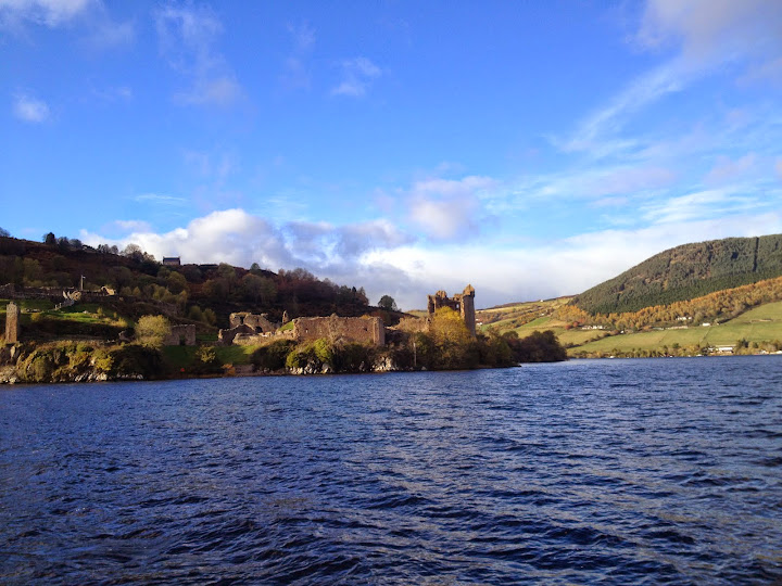 Loch Ness, Scotland. Kaytlin Nowell #StudyAbroadBecause you deserve to have your life changed
