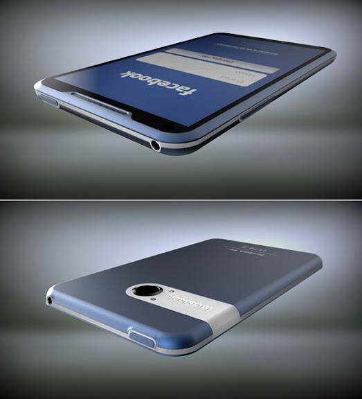 Handphone Facebook