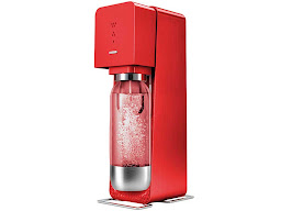 Gasatore Sodastream Source Metal Red