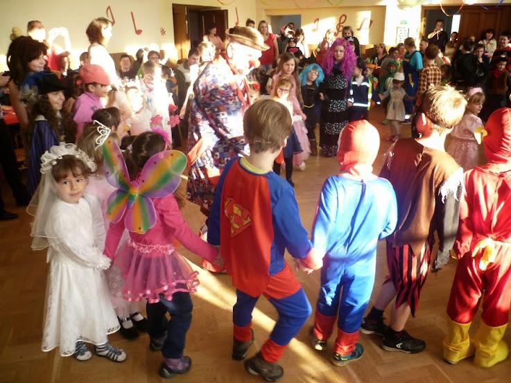 Maškarní ples, 15.02.2015, autor: Ženklava