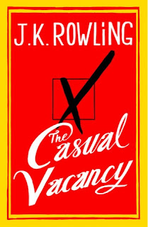 J.K. Rowling Casual Vacancy Modern Klatch
