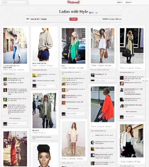 Interested to know about Pinterest Fashion and cool, trendy wear for women. Checkout Kate's boards