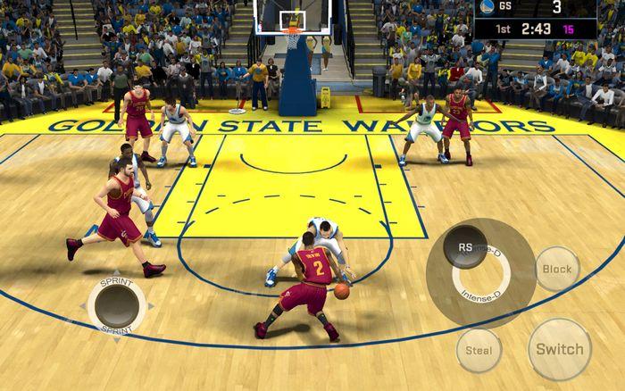 Trucchi NBA 2K16 Android: Gioco gratis e Soldi Infiniti