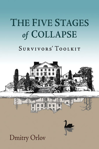 https://www.amazon.com/Five-Stages-Collapse-Survivors-Toolkit/dp/0865717362