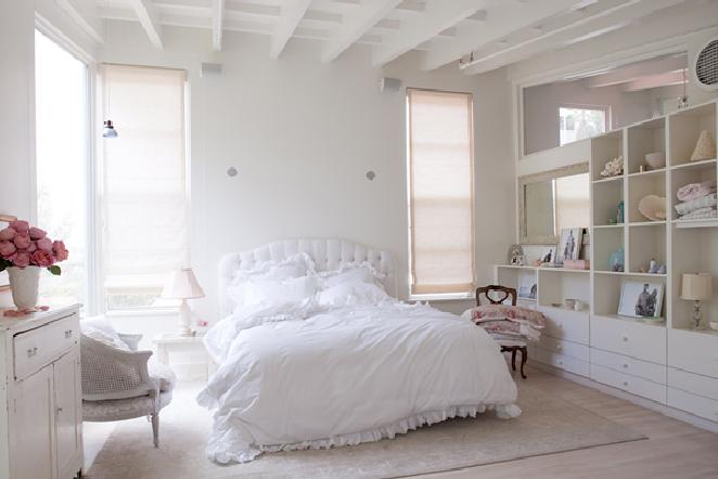 Lindo quarto, branco! VINTAGE LOVE CHiC