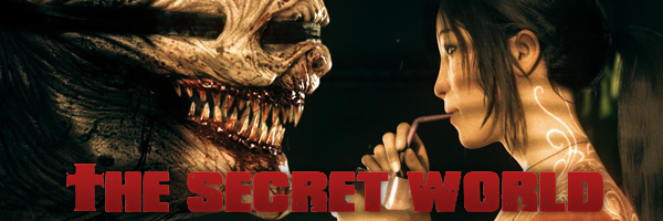 The Secret World Header