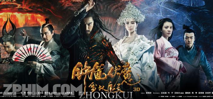 Ảnh trong phim Chung Quỳ Phục Ma: Tuyết Yêu Ma Linh - Zhong Kui: Snow Girl and The Dark Crystal 1