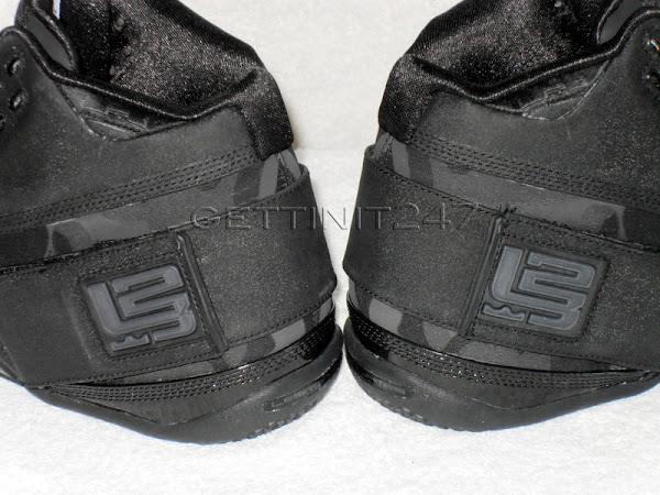 Throwback Thursday Nike Zoom LeBron Soldier 8220Black Ops8221 PE