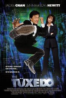 The Tuxedo - Chiếc áo điệp viên