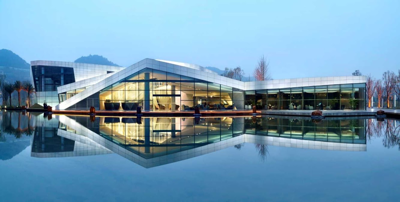 Club House: NANSHAN CLUBHOUSE by SPARK