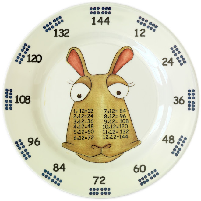 Lord TWELVE Tales plate