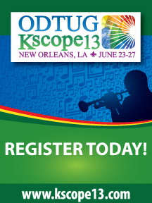 Register for Kscope 13!