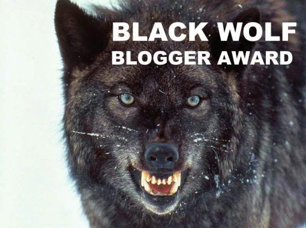 imagen del logo del premio black wolf award