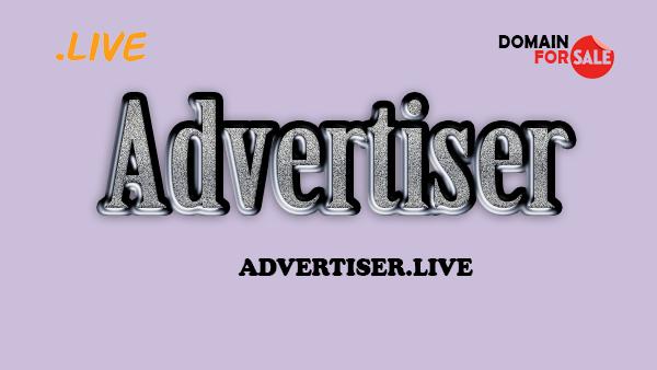 Advertiser.live