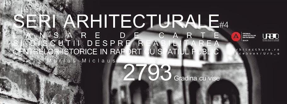 Seri Arhitecturale, ediţia 4, noiembrie 2014 #1