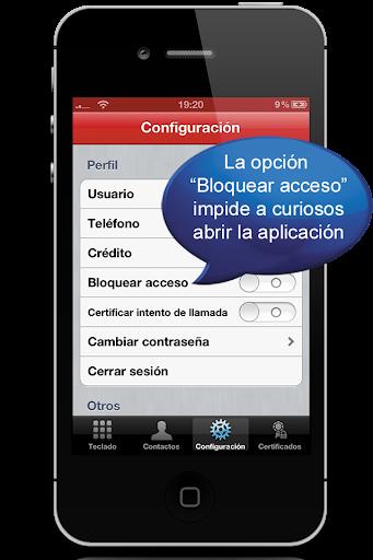 Burovoz, una aplicación para grabar conversaciones telefónicas legalmente
