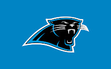 3D logo Carolina Panther Wallpaper