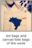 art bags and shoulder tote bags