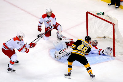Bruins David Krejci scores game-winning goal in overtime